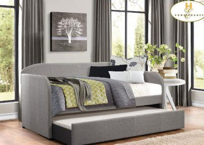 4950GY daybed w-trundle mazin