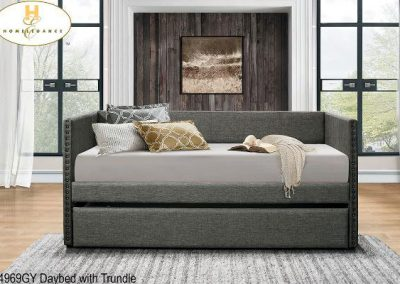 4969GY daybed with trundle mazin