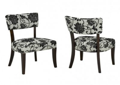 5597 ACCENT CHAIR brassex