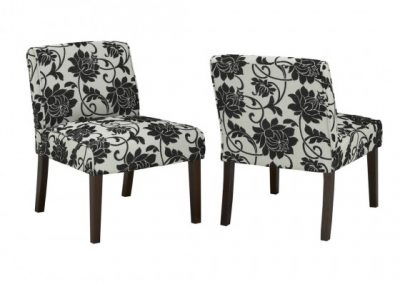 5663 ACCENT CHAIR brassex