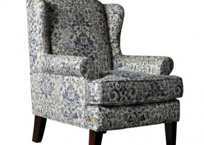 AVERY ACCENT CHAIR brassex