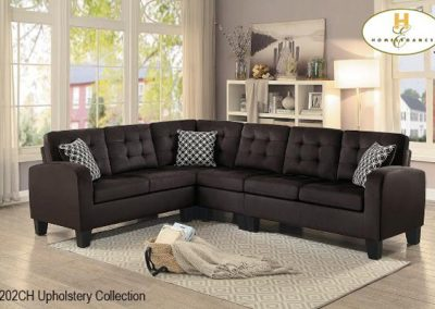 8202CH 2pc sectional mazin