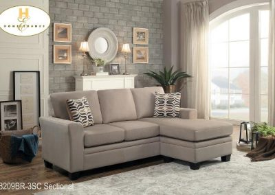 8209BR-3SC sectional mazin