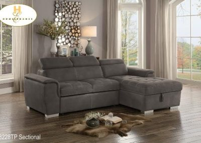 8228TP sectional mazin