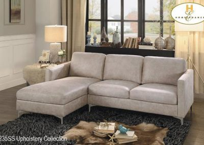 8235SS 2pc sectional mazin