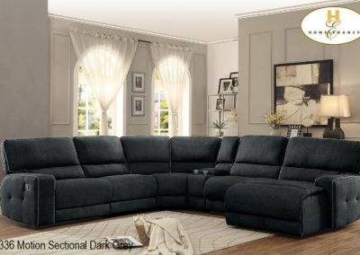 8336 motion sectional mazin