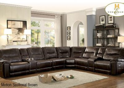 8490 motion sectional mazin
